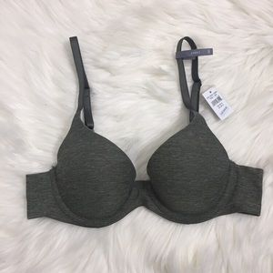 Aerie Olive Sunnie Lightly Lined Bra